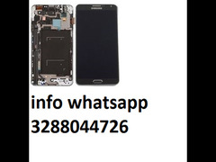 lcd samsung note 2 3neo 4 5 6 7 touch scre