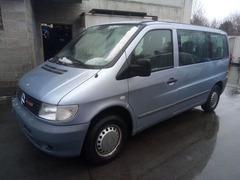 Pezzi per Mercedes Vito 2.2 DCI anno 2001 611980