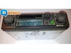 Autoradio vintage Autovox Kaimano ME 738