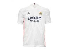 maglia real madrid 2020-2021 prima