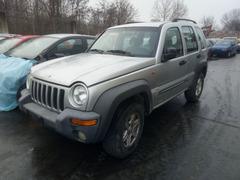 Pezzi per Jeep Cherokee 2.5 CRD anno 2002 99B