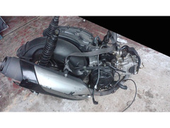 Motore completo Kymco Xciting 400 ie 2014 SK80