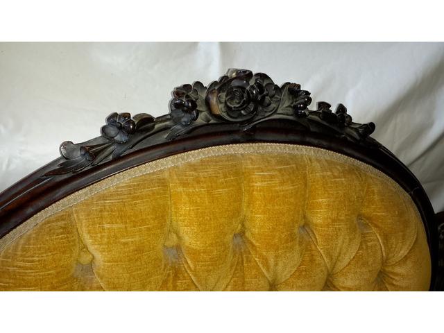 Splendido Divano Autentico Epoca Luigi XVI fine 1700 circa - 3/10