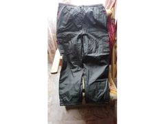 Pantoloni da neve usati tg xxl
