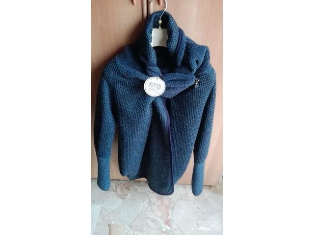 Cappotto pesante nuovo con etichette - 2