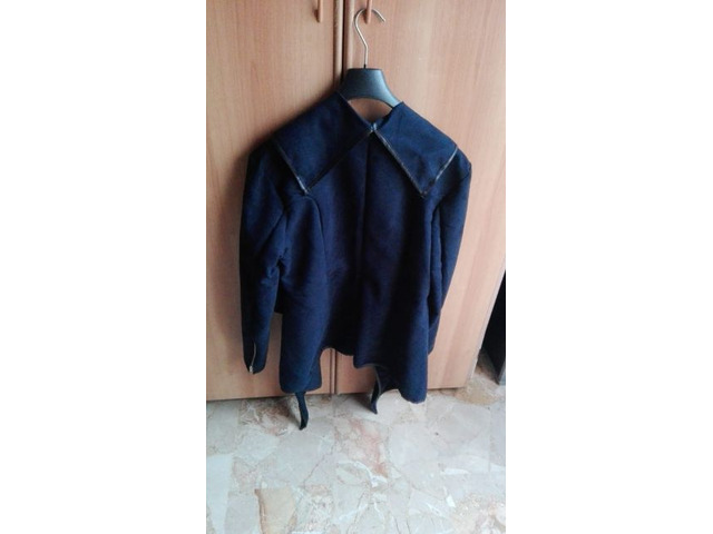 Giacca blu casual - 2