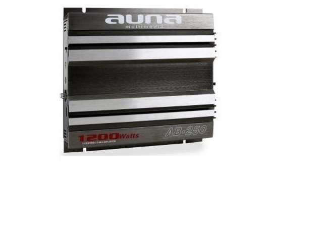 Car audio hifi amplificatore 2400w max power 4 canali - 1