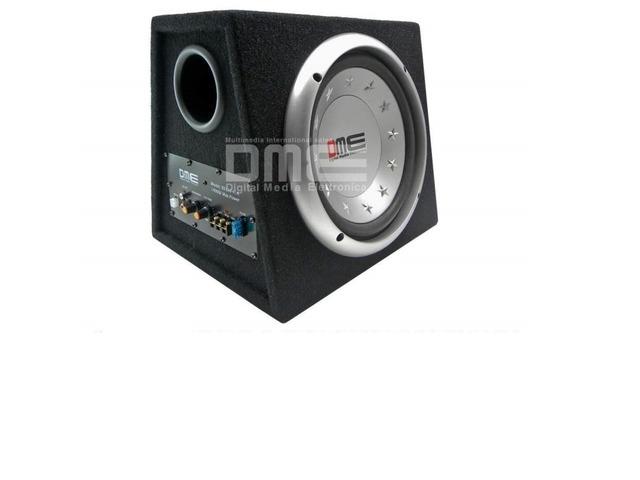 Subwoofer box attivo amplificato bass boombox 1400 watt - 1