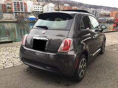 Fiat 500 500e (elektrisk) 2010, 26000 km