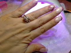 Ricostruzione unghie, semipermanente