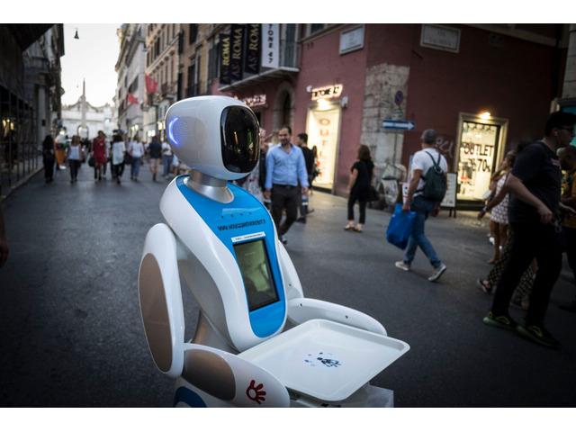 ROBOT TUTTOFARE - 1