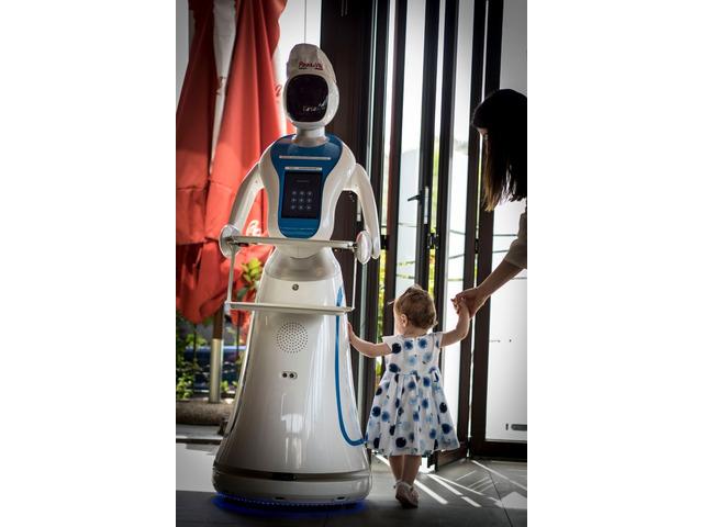 ROBOT TUTTOFARE - 6/7