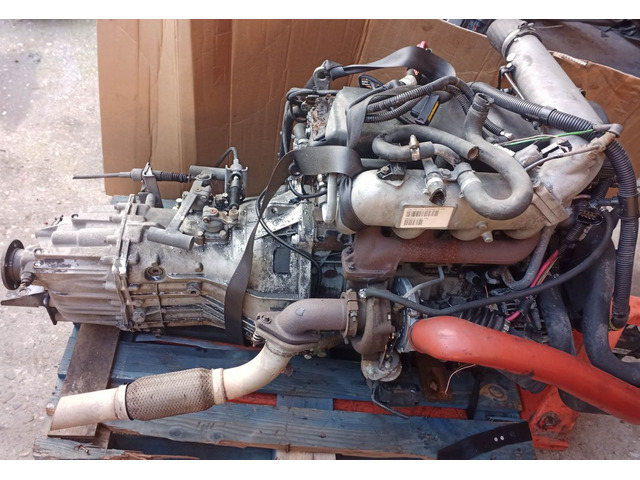 """Motore IVECO DAILY 2.8 JTD 35C15 8140.43N """"04"""