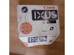 Canon Ixus pellicola