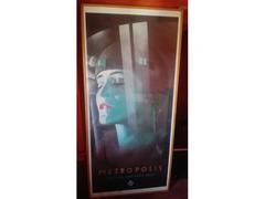 Poster film Metropolis
