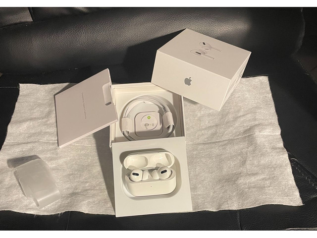 AirPods Pro Apple 10 mesi di Garanzia Apple Care