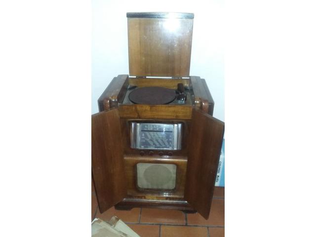 radio giradischi d epoca