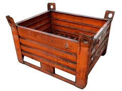 contenitori in lamiera pesante usati