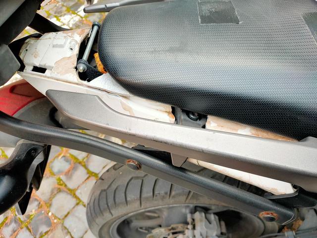 Honda NC700X 2012 - 2/3