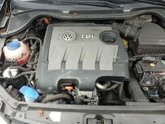 Motore Volkswagen Polo 1.6 TDI anno 2012 CAY