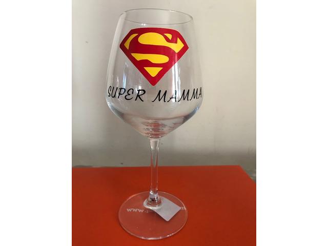 Calice vino Super Mamma - 1/2