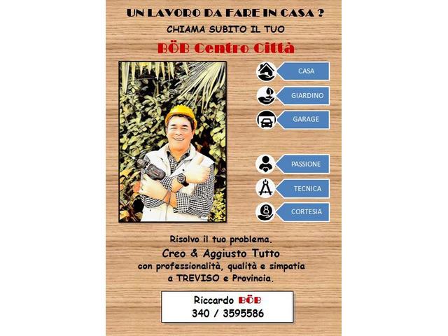 Riccardo BoB Tuttofare Treviso