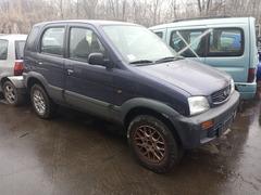 Pezzi per Daihatsu Terios 1300 16v anno 2000 HC
