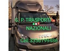 Padroncino trasporti per Aziende e Privati