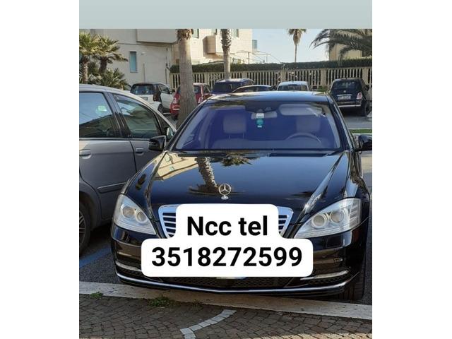 Taxi simile Ncc Castelli Romani Tel 3518272599 - 1