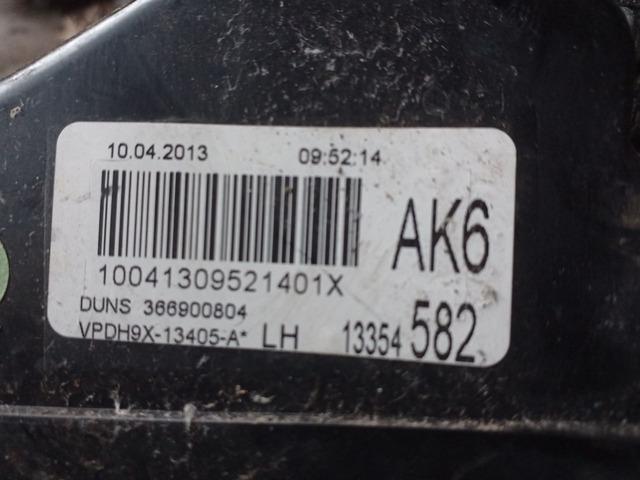 Fanale / faro posteriore Opel ADAM 2013 - 3