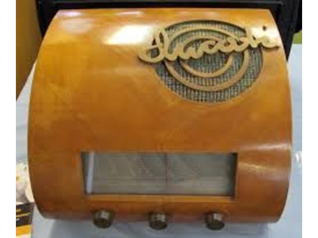 Radio ducati antichissima