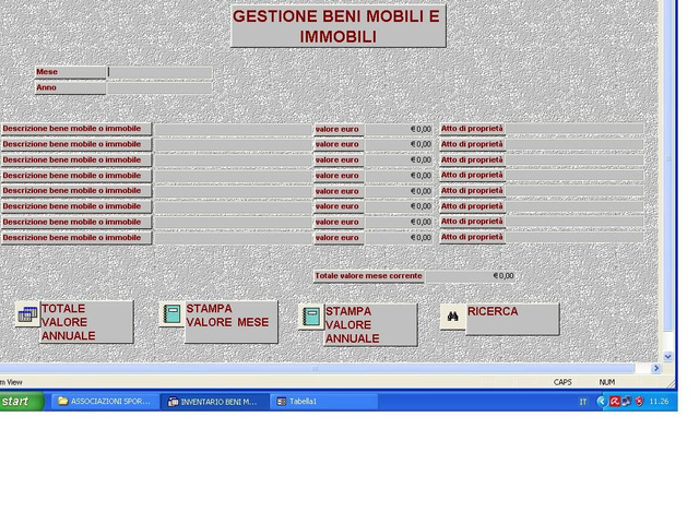 Software gestionale Associazioni Sportive - 2