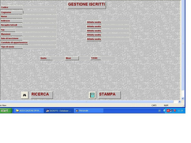 Software gestionale Associazioni Sportive - 5