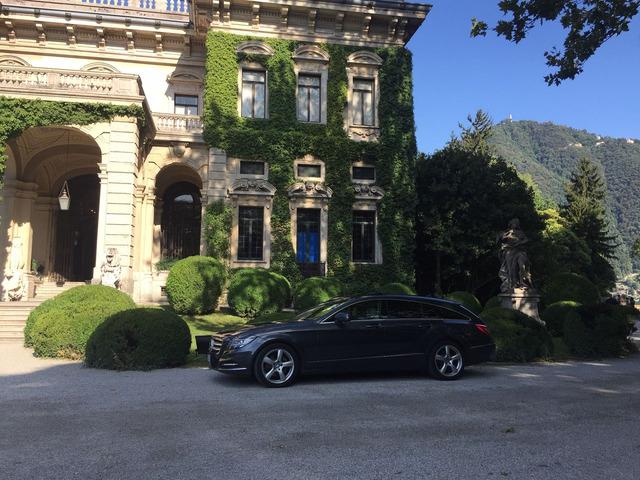 Taxi a Como