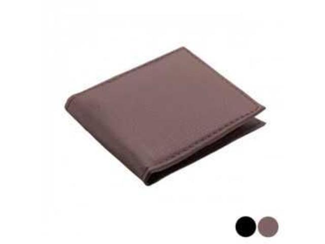 2 portafogli nero e marrone a prezzo conveniente