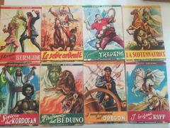 """Collezione libri """"Salgari"""" del '47"""