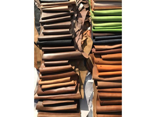 Stock Fianchi a vegetale per calzatura - 7