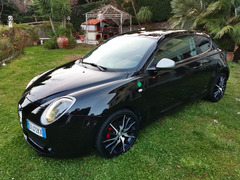 Alfa Romeo Mito 1.6 Jtdm 120CV - Black Diamond - Impianto Hi-Fi 1500W