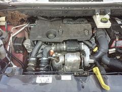 Motore Peugeot Partner 1600 HDI 9H06 anno 2013