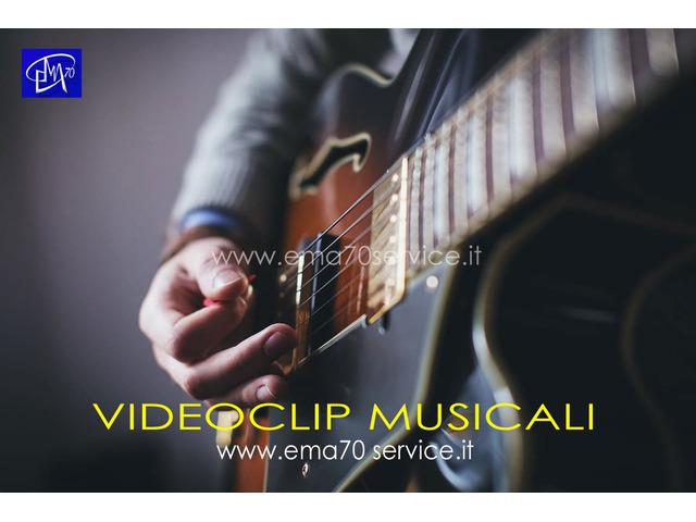 VIDEO CLIP MUSICALI - 1/4