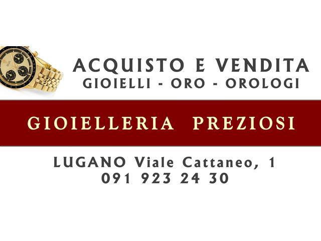 Gioielleria PREZIOSI Acquisto Vendita  Permuta Gioielli Orologi - 2/6