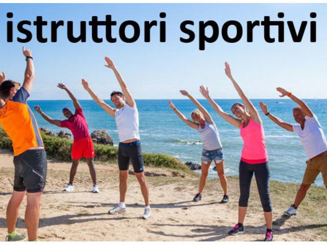 si assumono maestri di ballo ed istruttori sportivi, anche alla prima esperienza