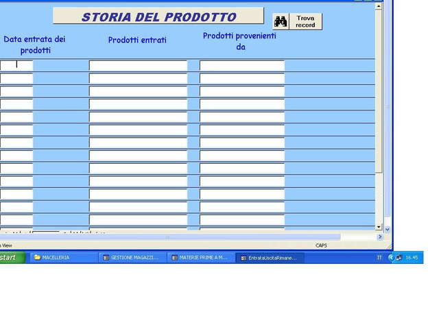 SOFTWARE GESTIONALE GESTIONE - MACELLERIA