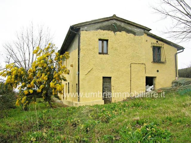 Rif. 100 casale panoramico a Gualdo Cattaneo - 3