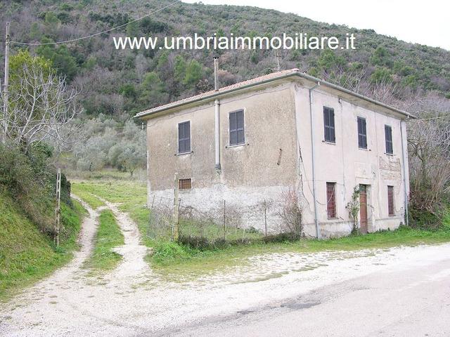 Rif. 107 casale panoramico a Altrocanto di Narni - 1