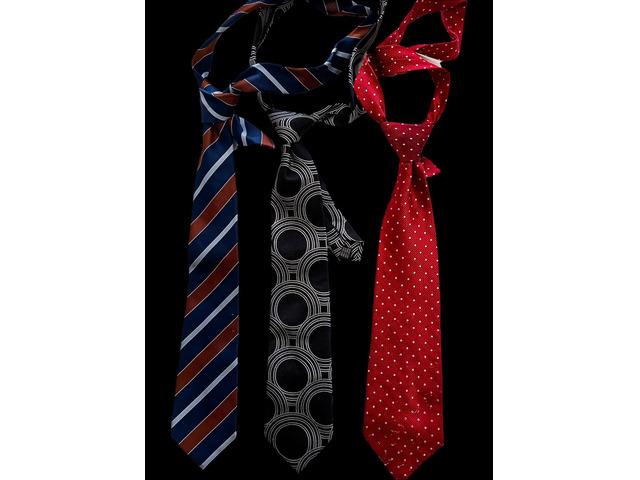 7 cravatte a prezzo conveniente