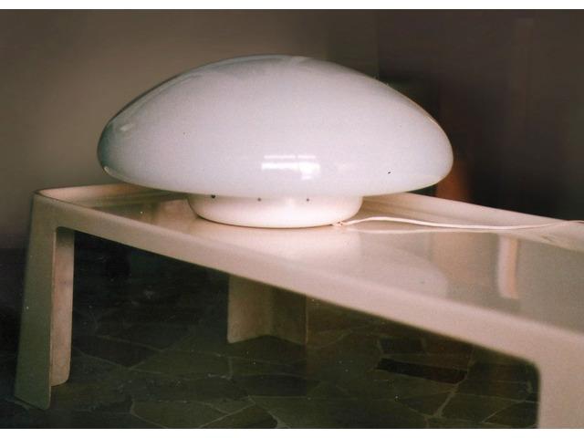 Lampada da tavolo o soffitto di Quattrifolio Design anni 70