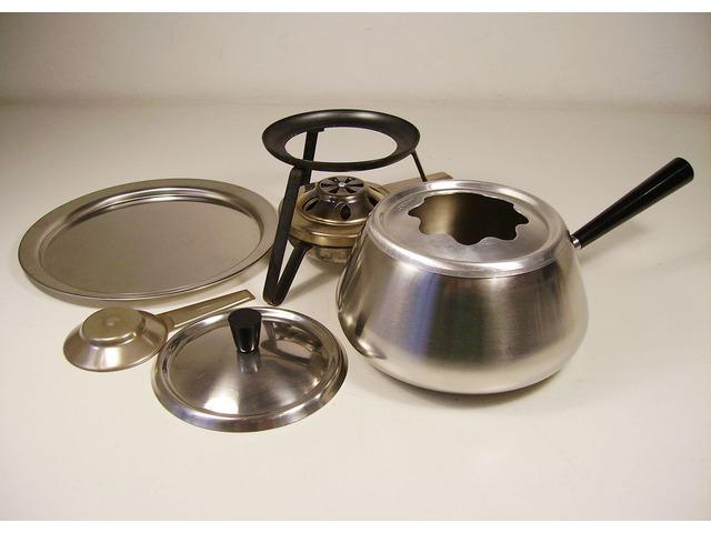 Fonduta Bourguignonne in acciaio inox - 3