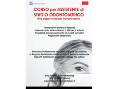CORSI di FORMAZIONE per ASSITENTI di STUDIO ODONTOIATRICO