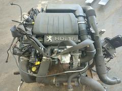 Motore Peugeot 407 1600 HDI 9HZ  KM 86000